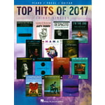 Hal Leonard Top Hits Of 2017 - Piano/Voice