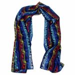 Music Sales Music Rainbow Scarf