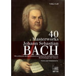 Acoustic Music 40 Masterworks J.S.Bach