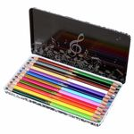 Anka Verlag 12 Colour Pencils w. 24 Colour