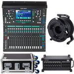 Allen & Heath SQ5, Case, DX168/X Bundle II