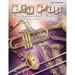 Faber Music Big Pop Instrumental Solos Sax