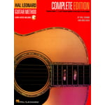 Hal Leonard Guitar Methode Complete Audio