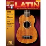 Hal Leonard Ukulele Play-Along Latin