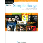Hal Leonard Simple Songs: Keyboard Perc.