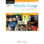 Hal Leonard Simple Songs: Flute