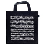A-Gift-Republic Shopping Bag Black