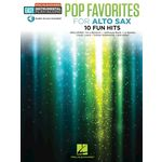 Hal Leonard Pop Favorites A-Sax