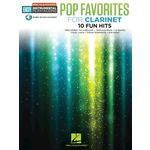 Hal Leonard Pop Favorites Clarinet