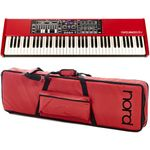 Clavia Nord Electro 5D 73 Bag Bundle
