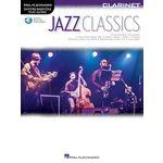 Hal Leonard Play Jazz Classics Clarinet