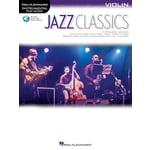 Hal Leonard Play Jazz Classics Violin