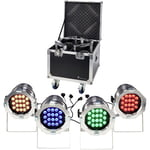 Stairville LED Par 64 CX-6 Tourpa B-Stock