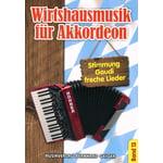 Musikverlag Geiger Wirtshausmusik Akkordeon 13