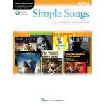 Hal Leonard Simple Songs Horn