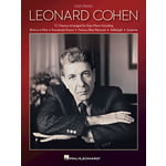 Hal Leonard Leonard Cohen for Easy Piano