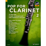 Schott Pop For Clarinet 2