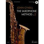 Schott The Saxophone Method Vol.2