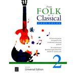 Universal Edition From Folk to Classical Vol.2