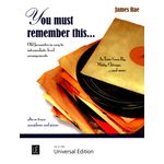 Universal Edition You Must Remember A-/T-Sax