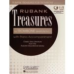 Hal Leonard Rubank Treasures for Trombone