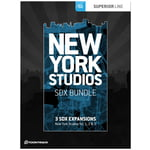 Toontrack SDX New York Studios Bundle