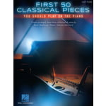 Hal Leonard 50 Classical Pieces Piano