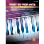 Hal Leonard First 50 Pop Hits You Should