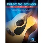 Hal Leonard First 50 SongsYou Should Strum