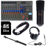 Zoom LiveTrak L-12 Starter Bundle