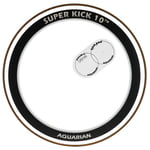 "Aquarian 18"" Superkick Ten clear"