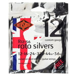 Rotosound Silvers 12-56 Nickel Strings