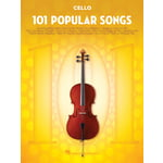 Hal Leonard 101 Popular Songs Cello