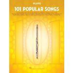 Hal Leonard 101 Popular Songs Flute