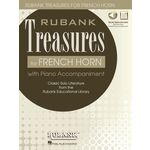 Hal Leonard Rubank Treasures for Horn