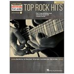 Hal Leonard Deluxe Guitar Top Rock Hits