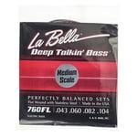 La Bella 760FL-M Deep Talkin Bass