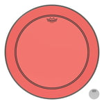 "Remo 26"" P3 Colortone Batter Red"