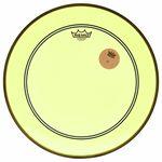 """Remo 18"""" P3 Colortone Batter Yellow"""
