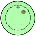 "Remo 18"" P3 Colortone Batter Green"