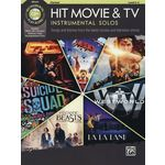 Alfred Music Publishing Hit Movie & TV Solos Clarinet