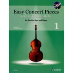 Schott Easy Pieces Double Bass Vol.1