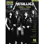 Hal Leonard Drum Play-Along Metallica 1983