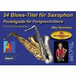 Tunesday Records 24 Blues-Titel for Saxophone