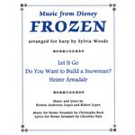 Hal Leonard Disney's Frozen for Harp