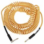 Bullet Cable Coil Cable Gold 9m
