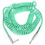Bullet Cable Coil Cable Seafoam 9m