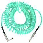 Bullet Cable Coil Cable Teal Clear 9m