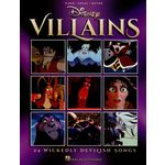 Hal Leonard Disney Villains PVG