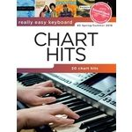 Hal Leonard Easy Keyboard:Chart Hits